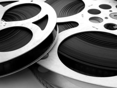 Filmrollen aus dem 20 jahrhundert